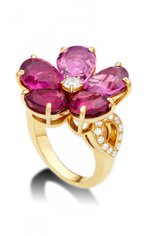 Bvlgari Sapphire Flower Fashion ring AN856018 product image