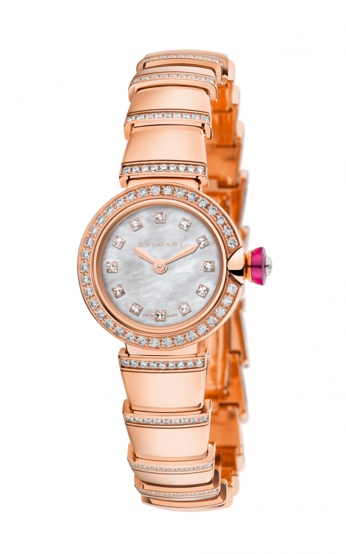 Bvlgari LVCEA Watch LUP23WGDGD1 12 product image