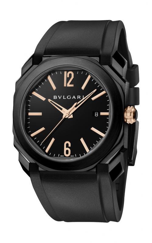 Bvlgari Solotempo Watch BGO41BBSVD product image