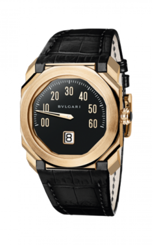 Bvlgari Retrogradi Watch BGOP38BGLR product image