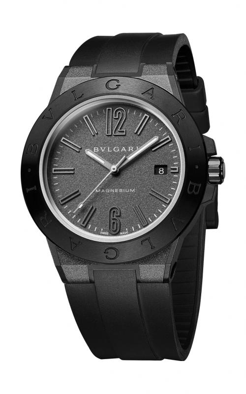 Bvlgari Diagono Magnesium Watch DG41C14SMCVD product image