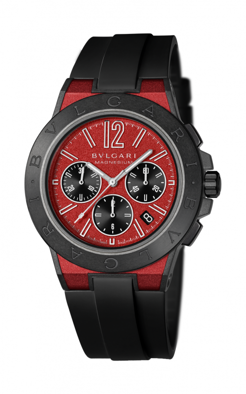 Bvlgari Diagono Magnesium Watch DG42C9SMCVDCH product image