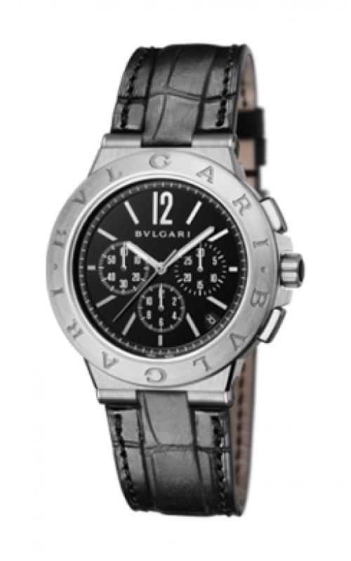 Bvlgari Diagono Velocissimo Watch DG41BSLDCH product image