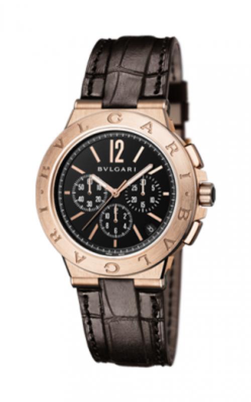 Bvlgari Diagono Velocissimo Watch DGP41BGLDCH product image