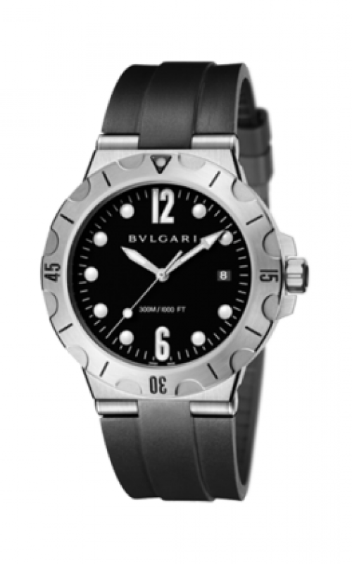 Bvlgari Diagono Scuba Watch DP41BSVSD product image