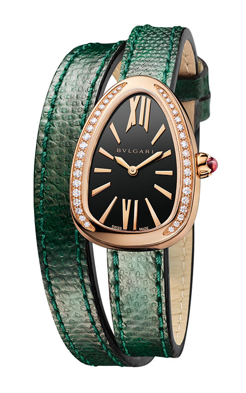 Bvlgari Serpenti Watch SPP32BGDL product image