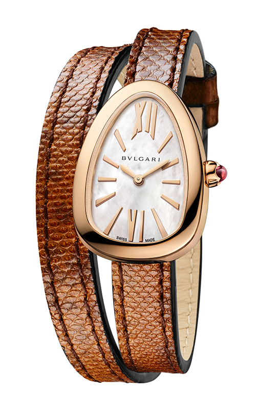 Bvlgari Serpenti Watch SPP32WGL product image