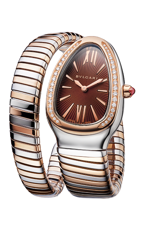 Bvlgari Tubogas Watch SP35C11SPGD.1T product image