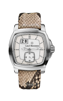 Carl F Bucherer EvoTec BigDate Watch 00-10628-08-23-01 product image