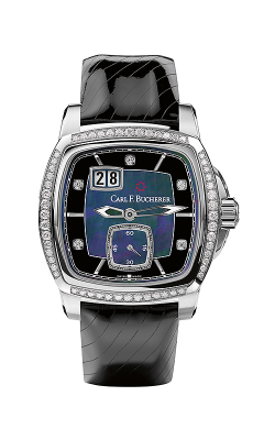 Carl F Bucherer EvoTec BigDate Watch 00-10628-08-87-11 product image