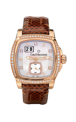 Carl F Bucherer EvoTec BigDate Watch 00-10628-03-77-11 product image