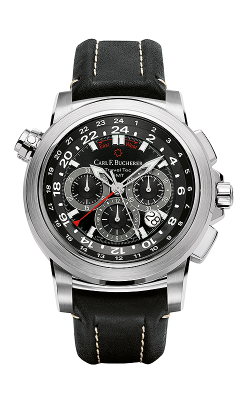 Carl F Bucherer TravelTec Watch 00-10620-08-33-01 product image