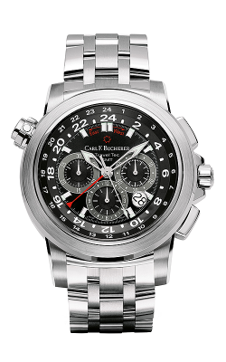 Carl F Bucherer TravelTec Watch 00-10620-08-33-21 product image