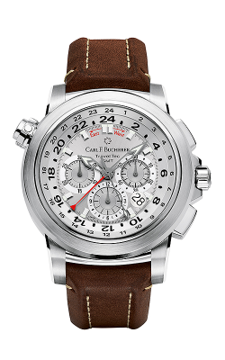 Carl F Bucherer TravelTec Watch 00-10620-08-63-01 product image