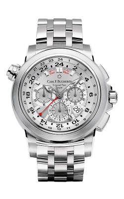 Carl F Bucherer TravelTec Watch 00-10620-08-63-21 product image