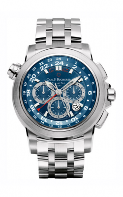 Carl F Bucherer TravelTec Watch 00-10620-08-53-21 product image