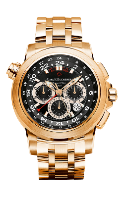 Carl F Bucherer TravelTec Watch 00-10620-03-33-21 product image