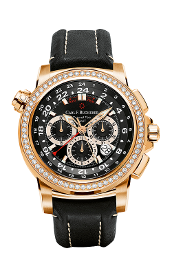 Carl F Bucherer TravelTec Watch 00-10620-03-33-12 product image