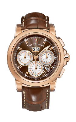 Carl F Bucherer ChronoDate Annual Watch 0.10619.03.93.01 product image