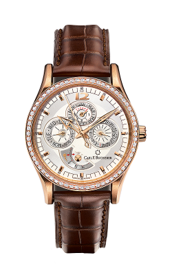 Carl F Bucherer Perpetual Watch 00-10902-03-16-11 product image
