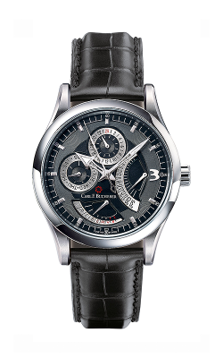 Carl F Bucherer RetroGrade Watch 00-10901-08-36-01 product image