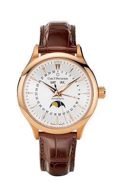 Carl F Bucherer MoonPhase Watch 00-10909-03-13-01 product image