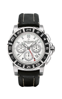 Carl F Bucherer TravelGraph Watch 00.10618.13.23.01 product image