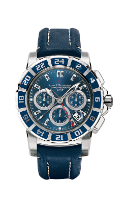 Carl F Bucherer TravelGraph Watch 00.10618.13.53.01 product image