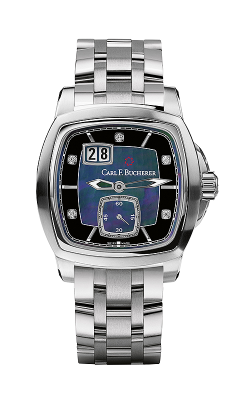 Carl F Bucherer EvoTec BigDate Watch 00.10628.08.87.21 product image