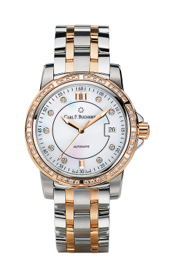 Carl F Bucherer AutoDate TwoTone Watch 00.10617.07.77.31 product image