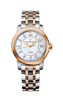Carl F Bucherer AutoDate TwoTone Watch 00.10621.07.77.21 product image