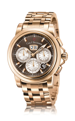 Carl F Bucherer ChronoDate Watch 00-10619-03-93-21 product image