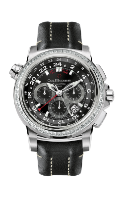 Carl F Bucherer TravelTec Watch 00-10620-05-33-11 product image