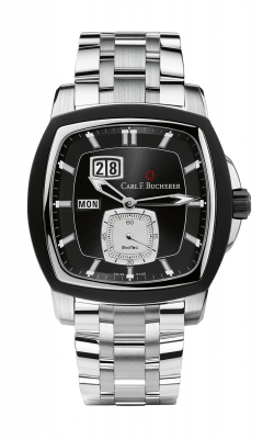 Carl F Bucherer EvoTec DayDate Watch 00-10625-13-33-21 product image