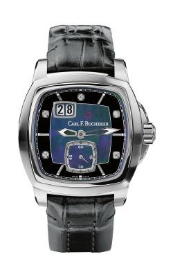 Carl F Bucherer EvoTec BigDate Watch 00-10628-08-87-01 product image