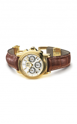 Carl F Bucherer TravelGraph Watch 00-10602-01-13-01 product image