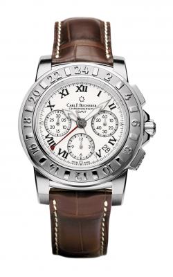Carl F Bucherer TravelGraph Watch 00-10610-08-21-01 product image