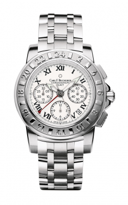 Carl F Bucherer TravelGraph Watch 00-10610-08-21-21 product image