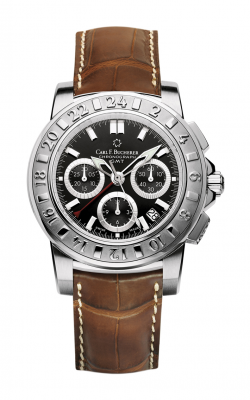 Carl F Bucherer TravelGraph Watch 00-10610-08-33-01 product image