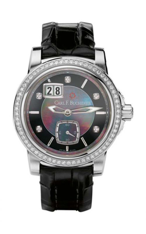 Carl F Bucherer BigDate Watch 00-10630-08-87-11 product image