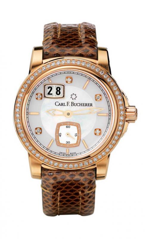 Carl F Bucherer BigDate Watch 00-10630-03-77-11 product image
