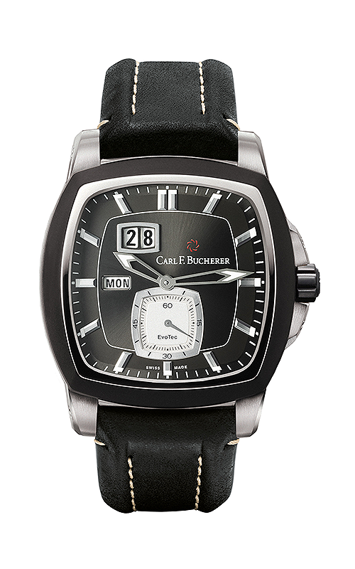 Carl F Bucherer EvoTec DayDate Watch 00.10625.13.33.01 product image