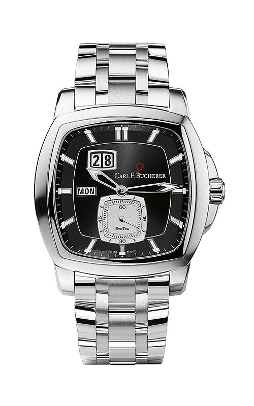 Carl F Bucherer EvoTec DayDate Watch 00-10625-08-33-21 product image