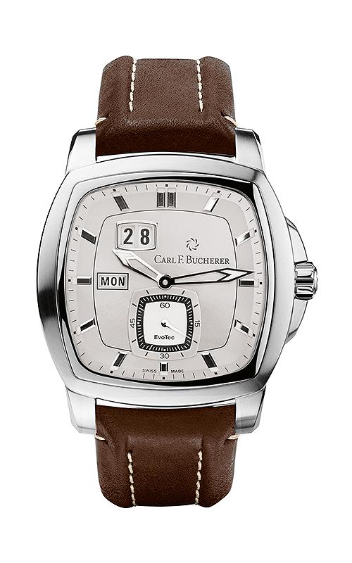 Carl F Bucherer EvoTec DayDate Watch 00-10625-08-63-01 product image