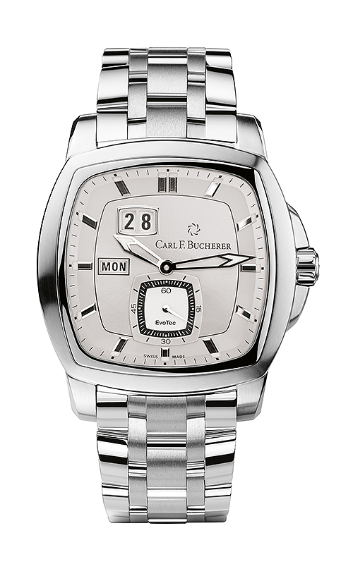 Carl F Bucherer EvoTec DayDate Watch 00-10625-08-63-21 product image