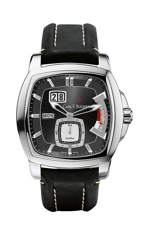 Carl F Bucherer EvoTec PowerReserve Watch 00-10627-08-33-01 product image