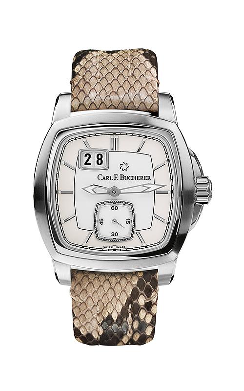 Carl F Bucherer EvoTec BigDate Watch 00-10628-08-23-01 product image
