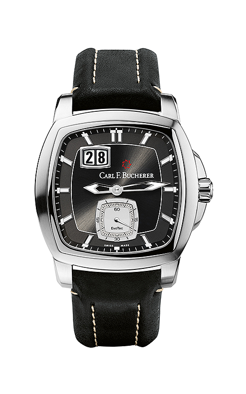 Carl F Bucherer EvoTec BigDate Watch 00-10628-08-33-01 product image