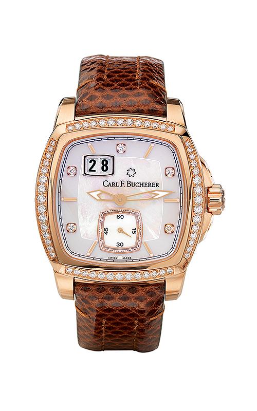 Carl F Bucherer EvoTec BigDate Watch 00-10628-03-77-11 product image