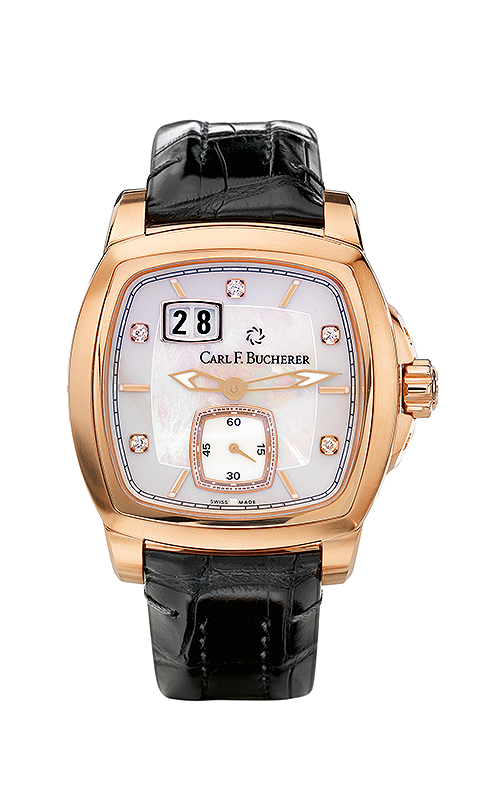 Carl F Bucherer EvoTec BigDate Watch 00-10628-03-77-01 product image
